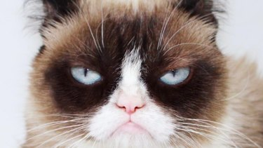 A grumpy phase seems to be a natural part of the human condition.