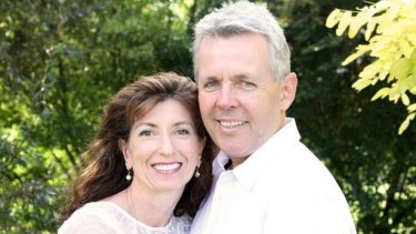Mark Brandt and his wife Linda used their savings to pay his out-of-pocket health costs.