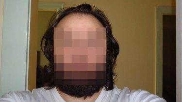 Accused killer Pande Veleski.