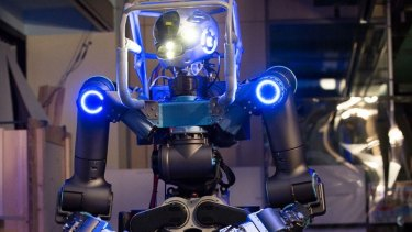 Walk-Man is an advanced humanoid robot built to replace humans in emergency situations.