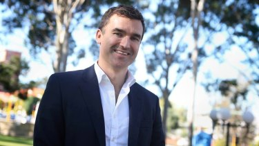 Labor MLA John Carey, who is gay, says Perth is an inclusive suburb to live in.