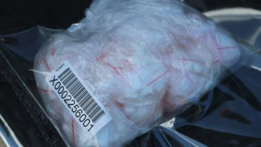 Each 0.7-gram bag of cocaine was sold for $300.