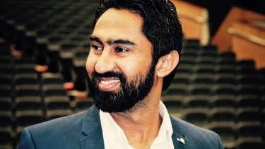 Manmeet Alisher died while working as a bus driver on Friday.