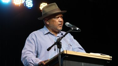 Indigenous leader Noel Pearson became convinced that a proposal for a ban on racial discrimination in the constitution was unlikely to succeed.