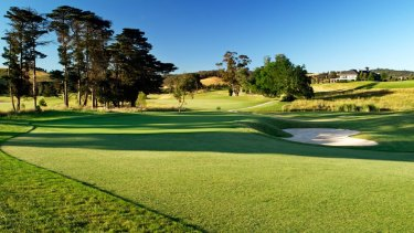 Heritage Golf and Country Club.