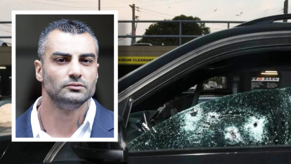 Witness tells of terror at Sydney gym as gunman shot Mick Hawi outside