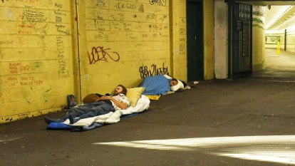 NSW launches $36 million program to get rough sleepers into homes