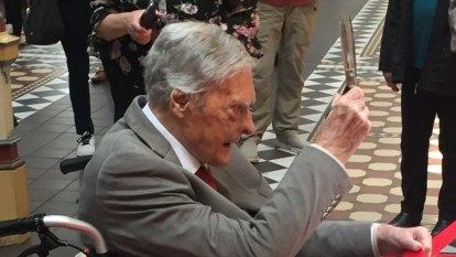 Godfreys owner John Johnston dies aged 100
