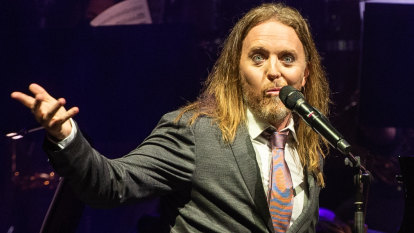 Perth welcomes home a no longer starry-eyed boy from Oz, Tim Minchin