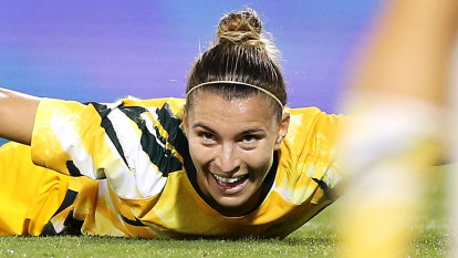 'Unthinkable' to imagine Matildas playing in Tokyo, says Aussie star Catley