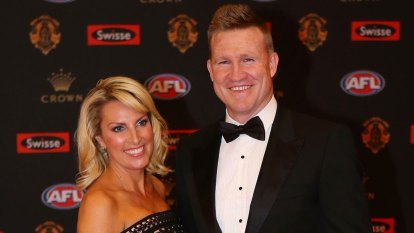 'Tough and challenging year': Tania and Nathan Buckley separate after 18 years