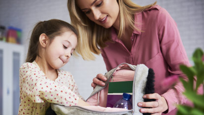 The best ways to ease your child back into school mode after the holidays