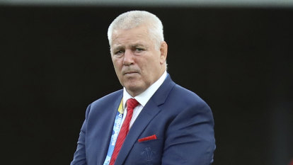 Gatland's Wales chase a win against Fiji for quarter-final berth