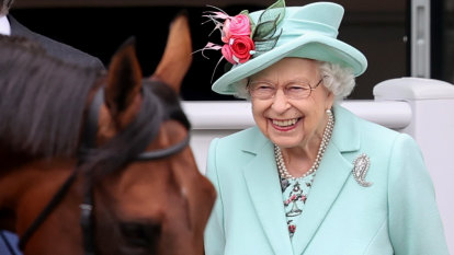 Queen's tourist income halved by pandemic