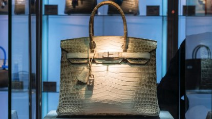 Hermes handbags make leap from accessory to asset for ultra-rich