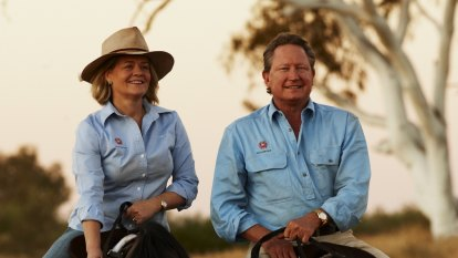 Payday for Wolverine as Andrew Forrest acquires RM Williams