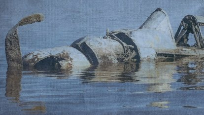 Mission to salvage wartime aircraft from lake to take flight