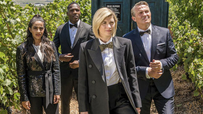 Misogynists don't scare Time Lord Jodie Whittaker: 'I know how it works'