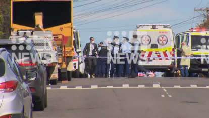 Hamze father and son dead in gangland shooting in Sydney's west