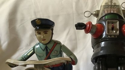 Back to the future: vintage toys now worth big bucks