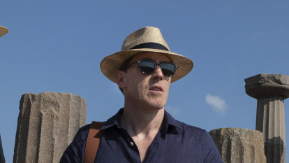 Greece is the word for Rob Brydon: 'I do have a real fear of diminishing returns'