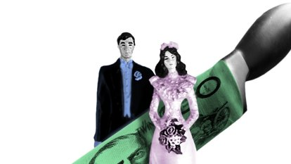 No weddings, just funerals: they've quietly outlawed getting married