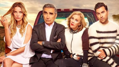 Got the self-isolation blues? Switch on to Schitt's Creek