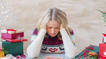 You're not making it up, Christmas burnout is real