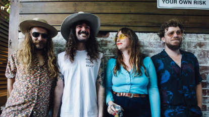 Caitlin Harnett and the Pony Boys ideal for Lansdowne reopening