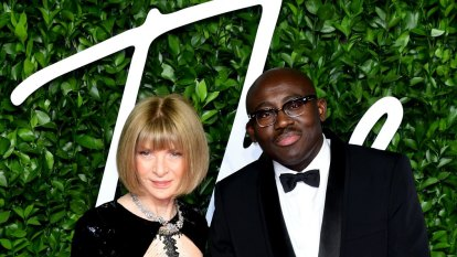 British Vogue editor 'racially profiled' by the magazine's security