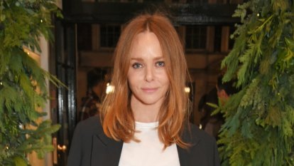Stella McCartney airs her dirty laundry in public