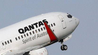 Qantas could be taken over by cashed-up Wesfarmers, Macquarie says