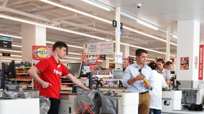 'Customers will just walk out': Coles exec flags 'checkout-free' shopping within 10 years