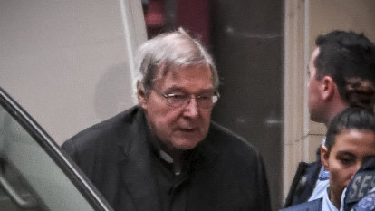 Sleepless nights, no end in sight for victims of Pell, fellow priests
