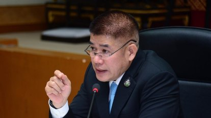 Thai minister faces censure for lying over Sydney jail time