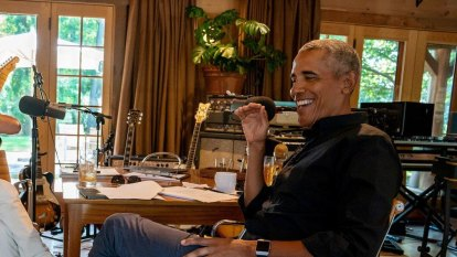 Obama and Springsteen take on the world