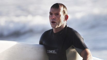 The wave that Tony Abbott rode all the way to the top has crashed