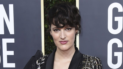 'Fleabag' star to auction Golden Globes suit for fire relief