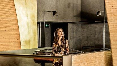 Philanthropist Judith Neilson's cutting-edge arts venue reopens