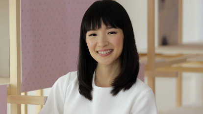 How Marie Kondo declutters during a pandemic