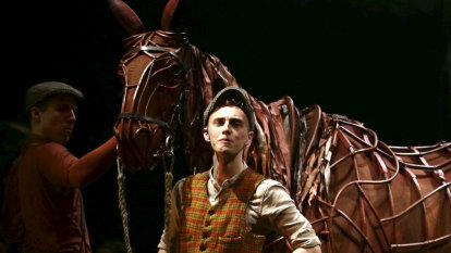 Majestic puppets pull the heartstrings in War Horse's return run