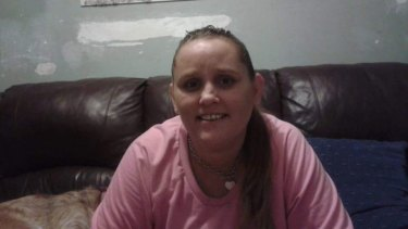 ###PLEASE CHECK WITH FAMILY BEFORE USE - ISSUE WITH IDENTITY### Aboriginal woman Rebecca Maher, who died in police custody at Maitland police station on July 19. Her family have granted permission for us to show her image but this should be checked again before further use.