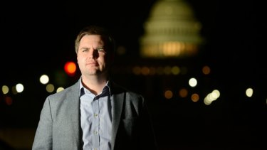 J.D. Vance, a California venture capitalist,  is planning to move to Ohio to run a small non-profit organisation.
