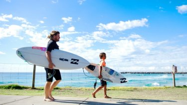 Justin Cameron and Lex Pedersen built SurfStitch into the world's largest online action sports retailer following a string of acquisitions and a stockmarket float.