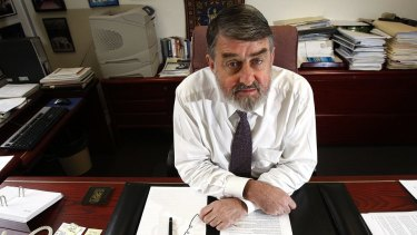 The system works: Nicholas Cowdery, former director of public prosecutions.