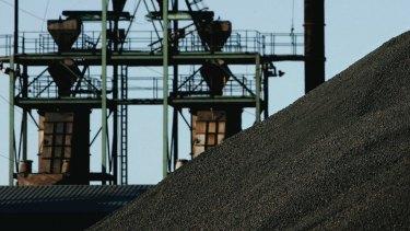 Whitehaven's coal production has hit record levels.