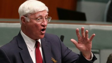 Bob Katter says Brisbane has enough tunnels and overpasses.