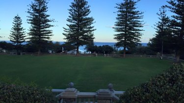 The Town of Cottesloe's local DAP overruled height restrictions aimed at protecting this view from heritage-listed Cottesloe Civic Centre, host of countless weddings and the place Prince Charles celebrated his 67th birthday.