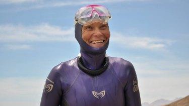 Champion free diver Natalia Molchanova disappeared on a dive off the coast of Ibiza.