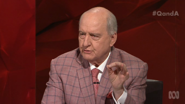 'I think David Cameron called the [Brexit] referendum because he thought he would win it easily,' Alan Jones said. 'It was an error of judgement.'